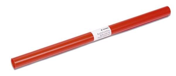 HERMA Einbandfolie 2m x 40cm rot 7362 Buchschutzfolie