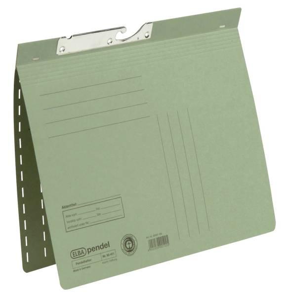 ELBA Pendelhefter grün 100560095 90451GN