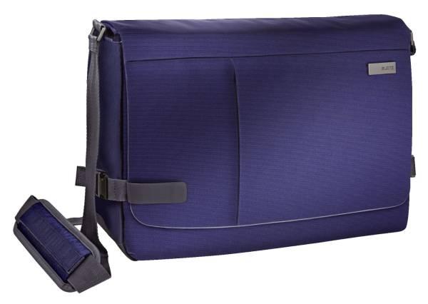 """Complete 15 6"""" Messenger Bag Smart Traveller Polyester, titan blau"""