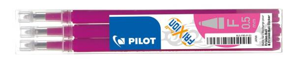 PILOT Rollermine Frix.Click.3St pink 2276009F BLS-FR5-S3-P