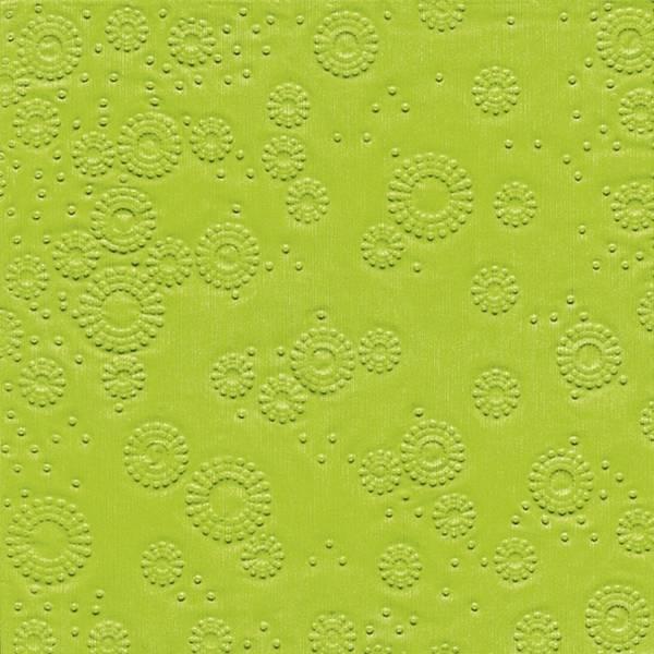 PAPER+DESIGN Serviette Zelltuch kiwi 24013 33 cm