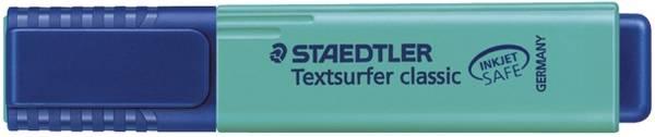 Textmarker Textsurfer classic, nachfüllbar, türkis®