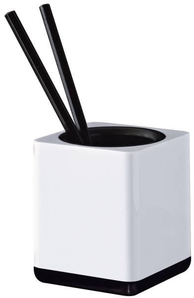HAN Stifteköcher weiß-schwarz 17653-32 i-Line