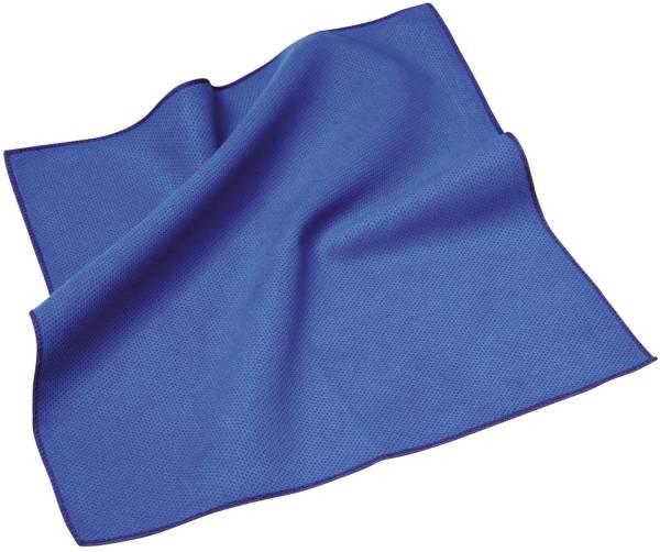 Delta Mikrofasertuch, blau, 1 Stück