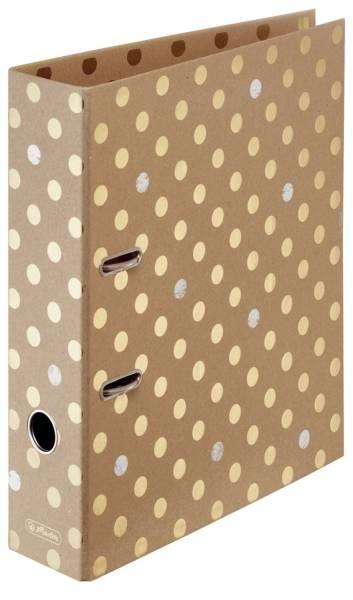 HERLITZ Ordner A4 8cm Pure Glam 50021796 maX.file