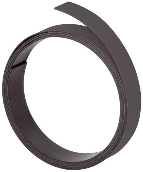 Magnetband 100 cm x 10 mm, schwarz