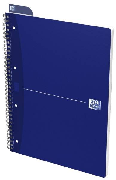 Office Collegeblock A4, kariert, blau