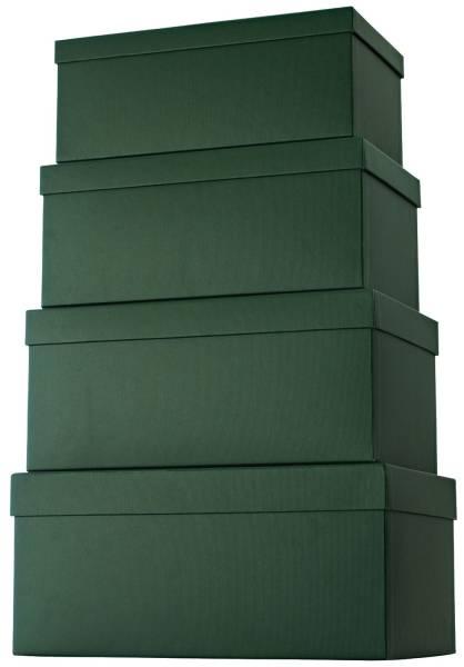 STEWO Geschenkkarton dunkelgrün 52 7826 47