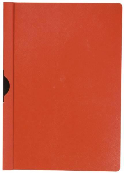 Klemm Mappe rot, Fassungsvermögen bis 60 Blatt