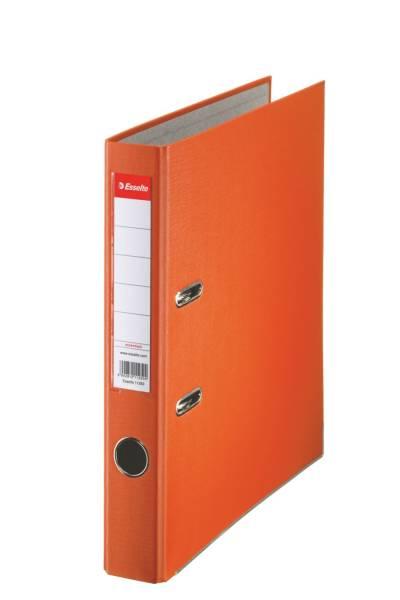 ESSELTE Ordner Eco orange 81171 schmal