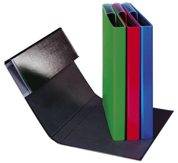 Heftbox PP Basic A5, 6 farbig sortiert