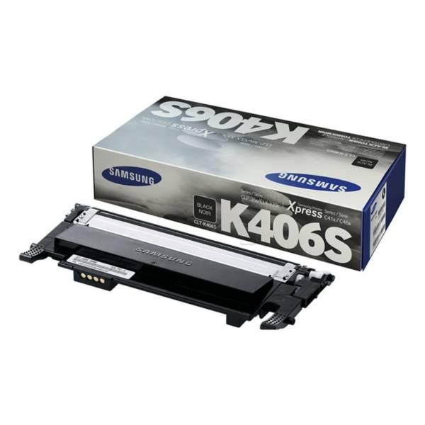 HP Lasertoner CLT-K406S schwarz SU118A