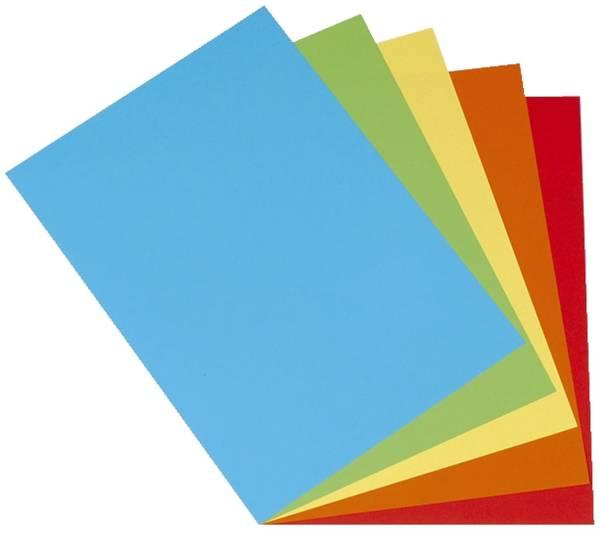 Kopierpapier A4, sortiert, 80 g qm, 200 Blatt