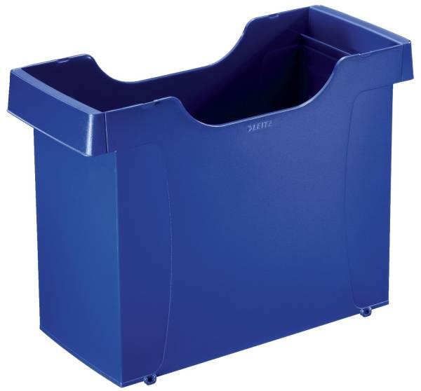 1908 Hängemappenbox Uni Box Plus, für Hängemappen A4, Polystyrol, blau
