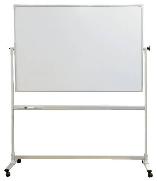 Stativdrehtafel 120 x 90 cm, emailliert