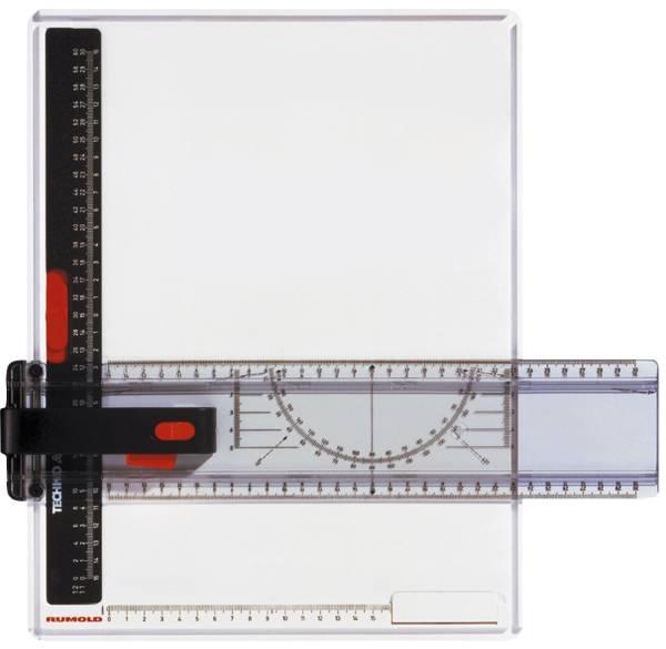 Zeichenplatten Techno A4