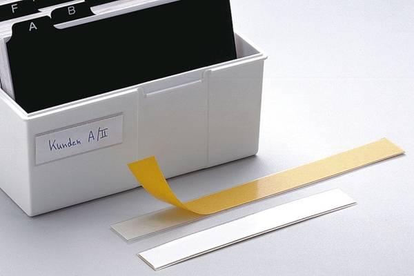 DURABLE Beschriftungsschild 20mm hoch 8020 19 Schildfix