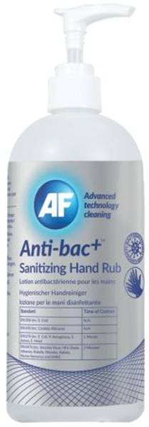 AF Desinfektionsmittel 500ml ABHHR500 anti-bac+