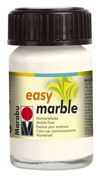 MARABU Marmorierfarbe 15ml kristallklar 13050 039 101 Easy Marble