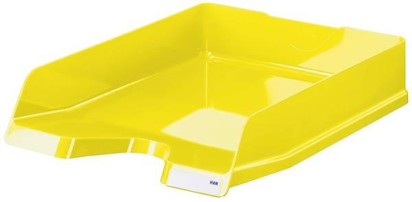 HAN Briefkorb Viva A4 gelb 10275-95 hochglänzend
