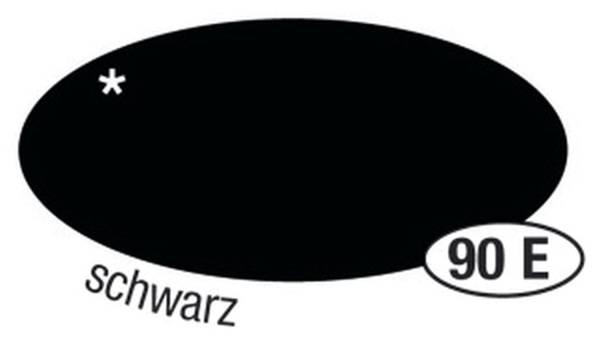 Fotokarton 70x100cm, schwarz