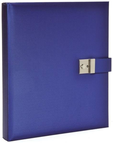 GOLDBUCH Dokumentenmappe Sirio blau 53655 A4