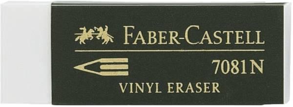 Radierer VINYL ERASER 7081 N aus Kunststoff