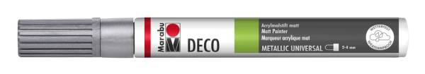 Deco Painter Silber 082, 2 4 mm