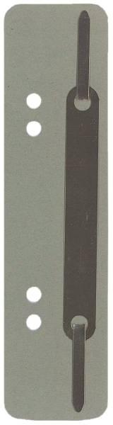 Q-CONNECT Heftstreifen RC 34x150mm 25ST grün 4012000113 Metalldeckleiste