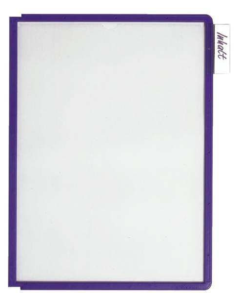Sichttafel SHERPA PANEL A4, blau violett®