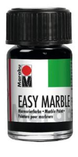 easy marble, Schwarz 073, 15 ml