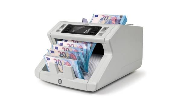 2250 Geldzählmaschine mit 3 facher Falschgelderkennung