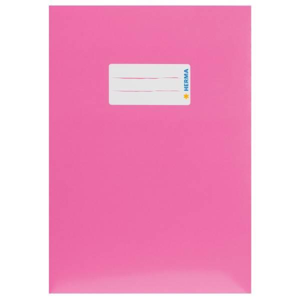 HERMA Heftschoner Karton A4 pink 19749