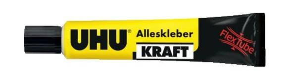 UHU Alleskleber Kraft 73 18g Flex+clean