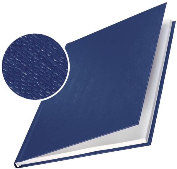 LEITZ Buchbindemappe 10St A4 blau 7391-00-35 Hardcov. 7mm