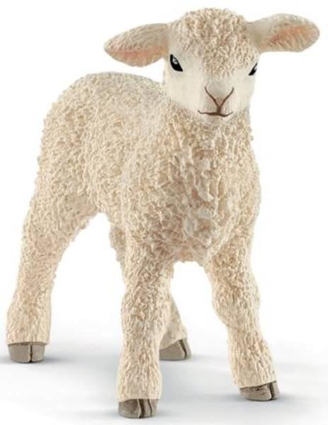 SCHLEICH Spielzeugfigur Lamm 13883