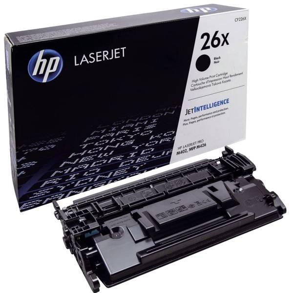 HP Lasertoner Nr.26X schwarz CF226X