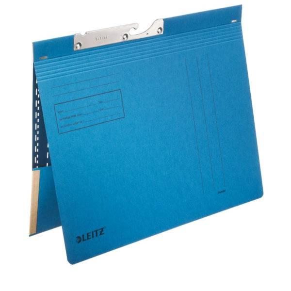 LEITZ Pendelhefter m. Tasche blau 2012-00-35