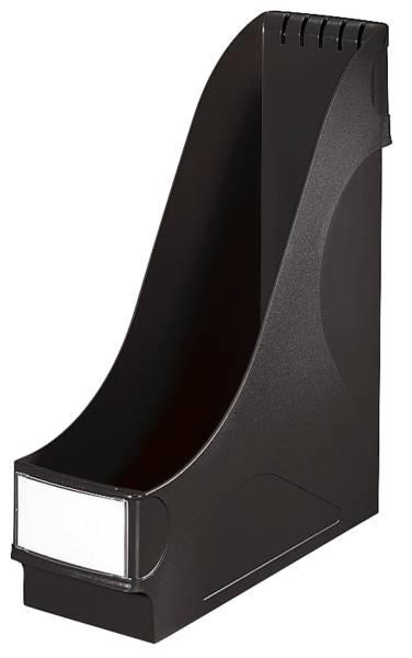 LEITZ Stehsammler A4 schwarz 2425 95