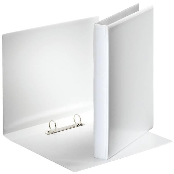 ESSELTE Ringbuch A4 2 R 25 mm weiß 49708