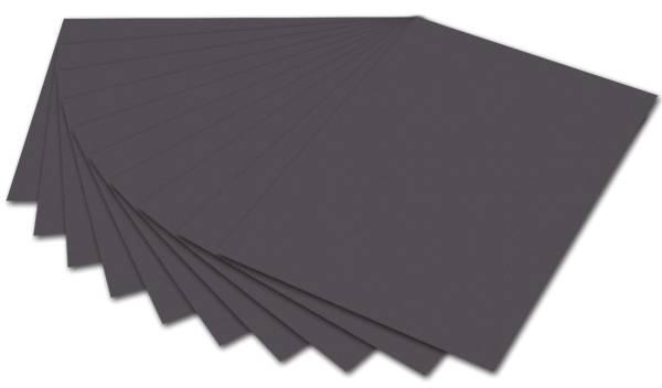 Tonpapier A4, anthrazit
