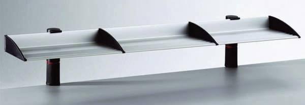 NOVUS Ablageboard 1er anthrazit 100cm 750+0505+000