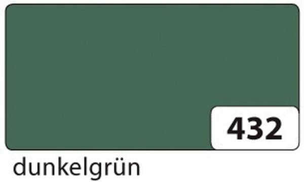 Plakatkarton 48 x 68 cm, dunkelgrün