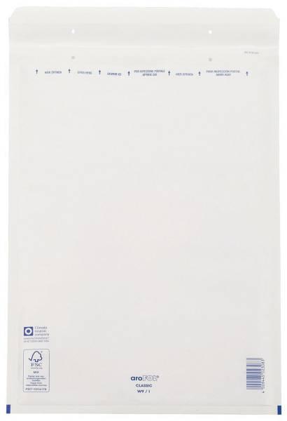 Luftpolstertaschen Nr 9, 300x445 mm, weiß, 10 Stück