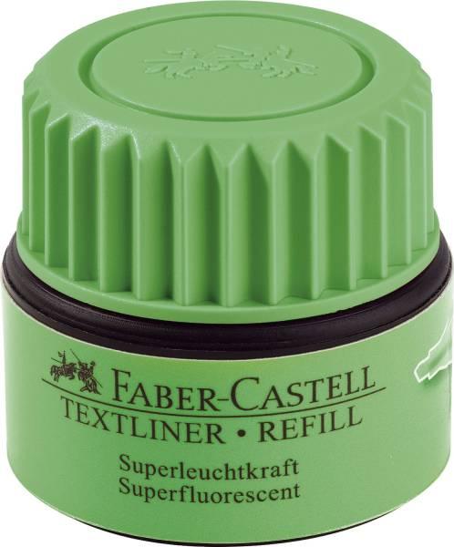 FABER CASTELL Nachfüllflasche grün 154963