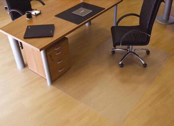 Bodenschutzmatte für glatte harte Böden Form 0, 300 x 120 cm®