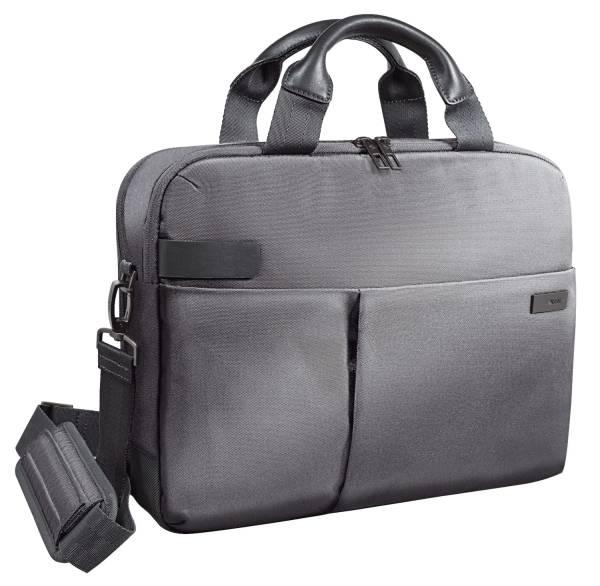 "LEITZ Notebooktasche 13,3"" silbergrau 6039-00-84 Smart Complete"