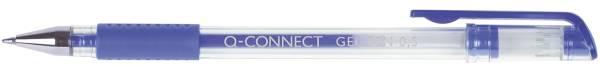 Q-CONNECT Gelschreiber 0,35mm blau KF21717