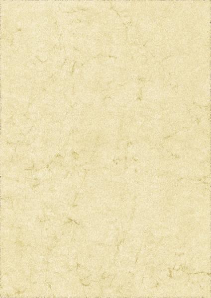 Dokumentenpapier (Elefantenhautpapier), 110g qm, chamois, DIN A4