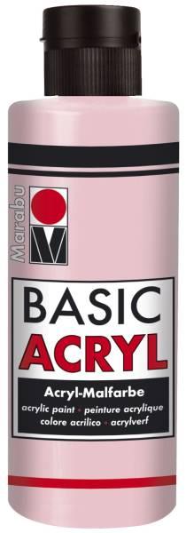 Basic Acryl, Wildrose 231, 80 ml